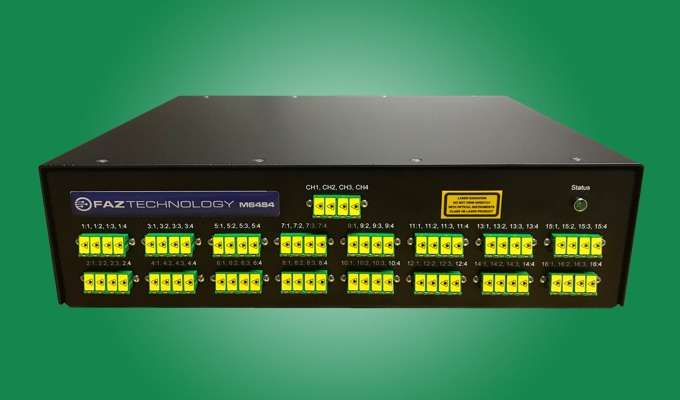 FAZT M64S4 System Expansion Module