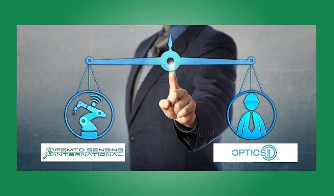 Optics11 aquisiition